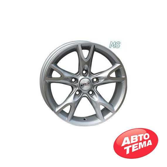 RS WHEELS Wheels Tuning 518J MS - Интернет магазин шин и дисков по минимальным ценам с доставкой по Украине TyreSale.com.ua
