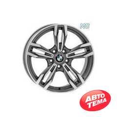 Купить REPLICA BM 137f MG R18 W8 PCD5x120 ET35 DIA72.6