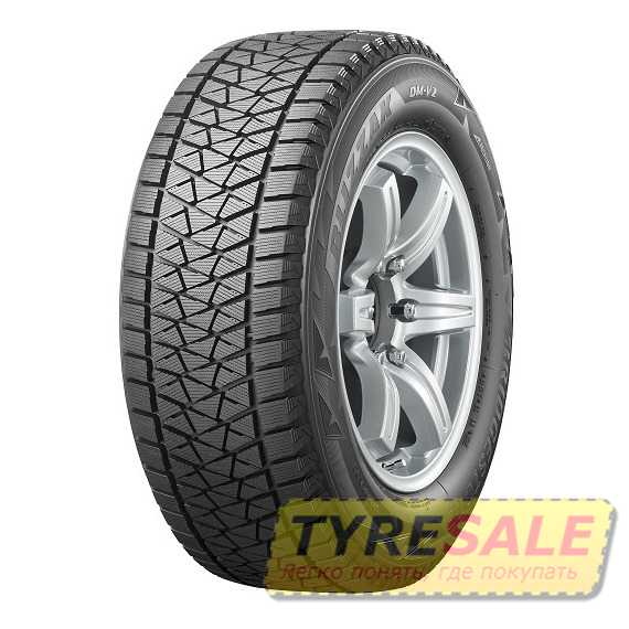 Купить Зимняя шина BRIDGESTONE Blizzak DM-V2 285/65R17 116R