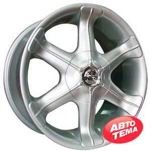 Купить ANTERA 301 Silver R17 W8.5 PCD5x112 ET38 DIA75