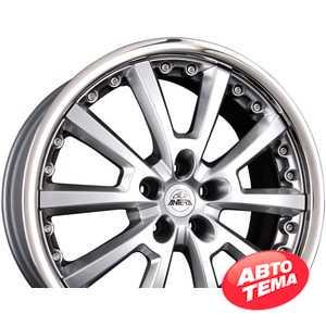 Купить ANTERA 363 Silver R19 W9.5 PCD5x130 ET42 DIA75