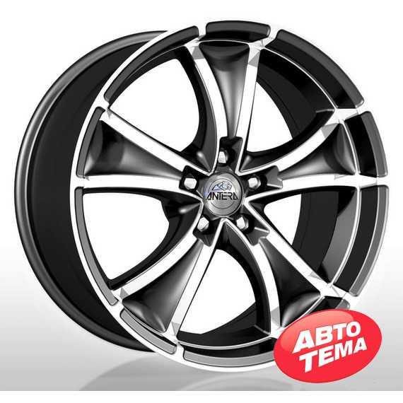 ANTERA 383 Race Silver - Интернет магазин шин и дисков по минимальным ценам с доставкой по Украине TyreSale.com.ua
