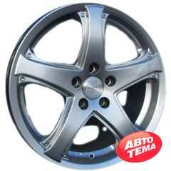 Купить ALEKS F183 HB R17 W7.5 PCD5x112 ET45 DIA73.1