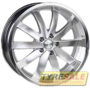 Купить ALEKS F037 HSL R19 W8.5 PCD5x114.3 ET35 DIA73.1