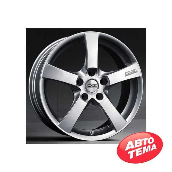 OZ Hydra Full Silver - Интернет магазин шин и дисков по минимальным ценам с доставкой по Украине TyreSale.com.ua