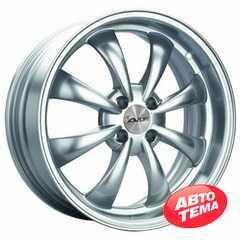 AVUS GB-EVO Hyper Silver - Интернет магазин шин и дисков по минимальным ценам с доставкой по Украине TyreSale.com.ua