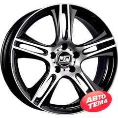 MSW 12 BLACK FULL POLISH (GBFP) - Интернет магазин шин и дисков по минимальным ценам с доставкой по Украине TyreSale.com.ua