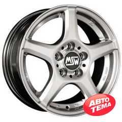 MSW 14 Full Silver - Интернет магазин шин и дисков по минимальным ценам с доставкой по Украине TyreSale.com.ua