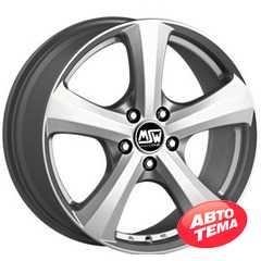MSW 19 W Full Silver - Интернет магазин шин и дисков по минимальным ценам с доставкой по Украине TyreSale.com.ua