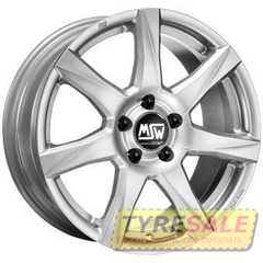 Купить MSW 77 Full Silver R16 W7 PCD5x108 ET48 DIA73.1