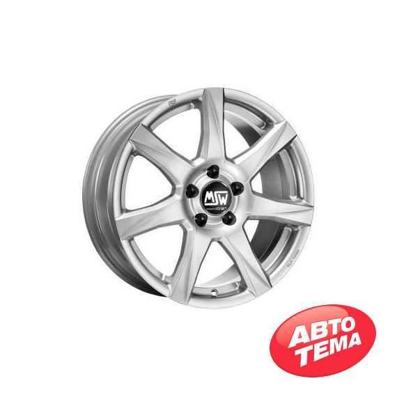 MSW 77 Full Silver - Интернет магазин шин и дисков по минимальным ценам с доставкой по Украине TyreSale.com.ua