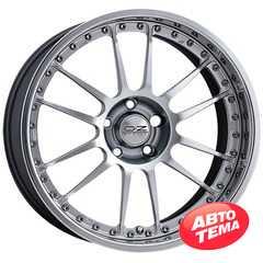 OZ Superleggera III Race Silver - Интернет магазин шин и дисков по минимальным ценам с доставкой по Украине TyreSale.com.ua
