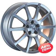 RONDELL 0036 Silber Lackiert - Интернет магазин шин и дисков по минимальным ценам с доставкой по Украине TyreSale.com.ua