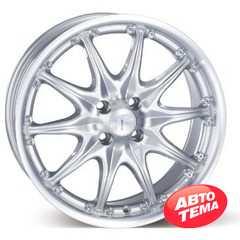 Купить RONDELL 0033 Silber Horn Poliert R17 W7.5 PCD5x112 ET35 DIA70.4