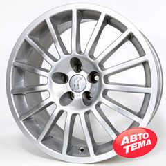 RONDELL 0026 Silber Lackiert - Интернет магазин шин и дисков по минимальным ценам с доставкой по Украине TyreSale.com.ua