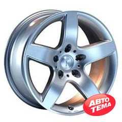 RONDELL 0203 Silber Lackiert - Интернет магазин шин и дисков по минимальным ценам с доставкой по Украине TyreSale.com.ua
