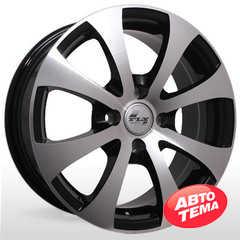 Купить STORM YQ-M262 BP R15 W6.5 PCD4x100 ET38 DIA67.1