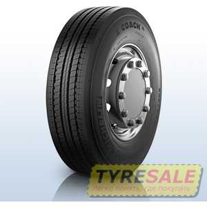 Купить MICHELIN X Coach HL Z 295/80(12.00) R22.5 154M