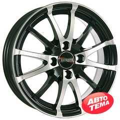 Купить TECHLINE 420 BD R14 W5.5 PCD4x100 ET35 DIA67.1