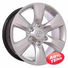 ZD WHEELS TOYOTA 64 S - Интернет магазин шин и дисков по минимальным ценам с доставкой по Украине TyreSale.com.ua