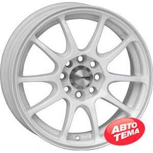 Купить Advan White R15 W6.5 PCD4x100/114.3 ET35 DIA67.1