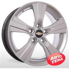 Купить Replica YQR-M019 HS (CHEVROLET) R16 W6.5 PCD5x105 ET39 DIA56.6
