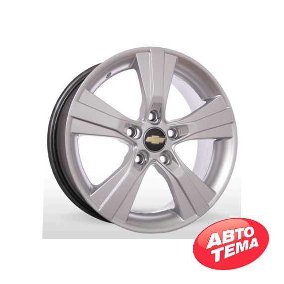 Replica YQR-M019 HS (CHEVROLET) - Интернет магазин шин и дисков по минимальным ценам с доставкой по Украине TyreSale.com.ua