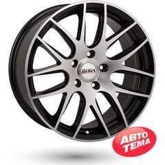 Купить DISLA MUNICH 816 BD R18 W8 PCD5x112 ET40 DIA72.6