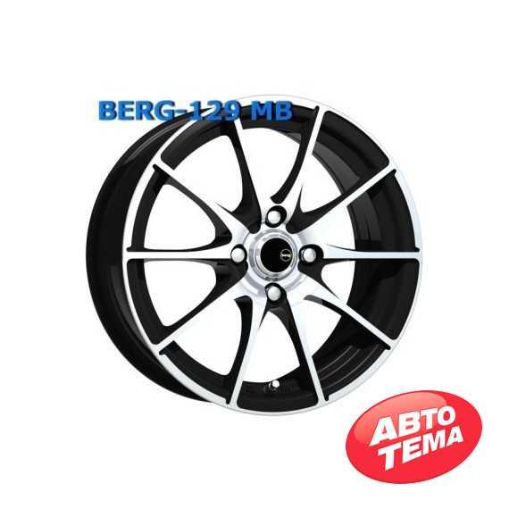 BERG 129 MB - Интернет магазин шин и дисков по минимальным ценам с доставкой по Украине TyreSale.com.ua