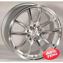 Купить BERG 129 S R15 W6.5 PCD4x114.3 ET40 DIA73.1