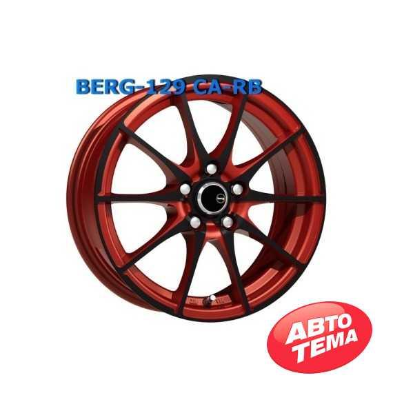 BERG 129 CA-RB - Интернет магазин шин и дисков по минимальным ценам с доставкой по Украине TyreSale.com.ua
