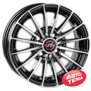 Купить JT 1321 BM R13 W5.5 PCD4x98 ET15 DIA58.6