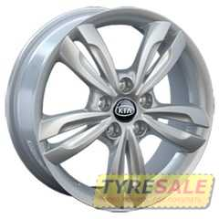 Купить REPLICA Kia JT 1264 S R17 W6.5 PCD5x114.3 ET45 DIA67.1