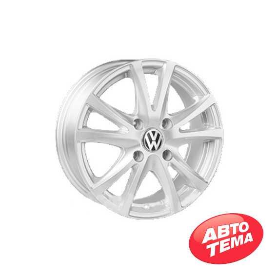 REPLICA Kia JT 2036 Silver - Интернет магазин шин и дисков по минимальным ценам с доставкой по Украине TyreSale.com.ua