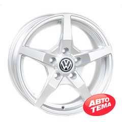 REPLICA Volkswagen JT1236 S - Интернет магазин шин и дисков по минимальным ценам с доставкой по Украине TyreSale.com.ua