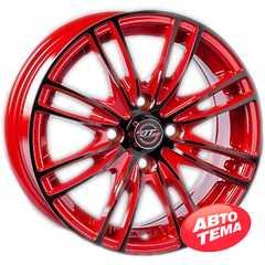 Купить JT 2045 RE4BD R14 W6 PCD4x100 ET38 DIA67.1