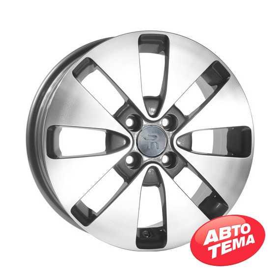 REPLICA Hyundai AR 411 BM - Интернет магазин шин и дисков по минимальным ценам с доставкой по Украине TyreSale.com.ua