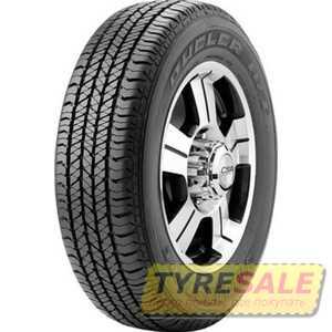 Купить Всесезонная шина BRIDGESTONE Dueler H/T 684 2 265/60R18 112T