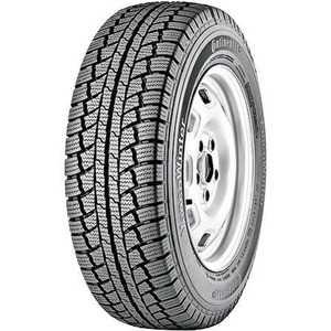 Купить Зимняя шина CONTINENTAL VancoWinter 195/75R16C 107R