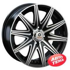 Купить VIANOR VR16 BKF R13 W5.5 PCD4x100 ET35 DIA56.6