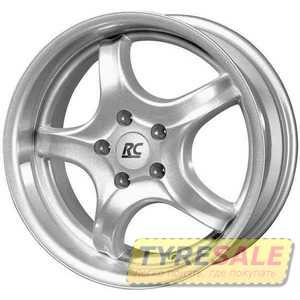 Купить RC DESIGN RC01 KS R14 W6 PCD4x108 ET38 DIA65.1