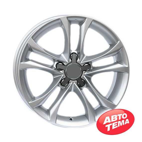 Wheels Factory WAU1 SILVER - Интернет магазин шин и дисков по минимальным ценам с доставкой по Украине TyreSale.com.ua