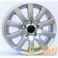 Купить Wheels Factory WSD1 SILVER R16 W7 PCD5x112 ET37 DIA57.1