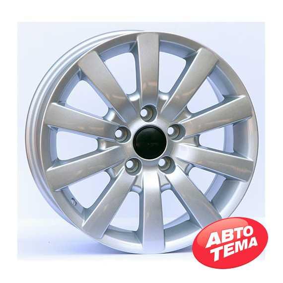 Wheels Factory WSD1 SILVER - Интернет магазин шин и дисков по минимальным ценам с доставкой по Украине TyreSale.com.ua
