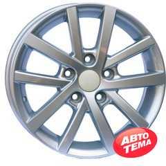 Купить Wheels Factory WVS1 SILVER R15 W6 PCD5x112 ET42 DIA57.1