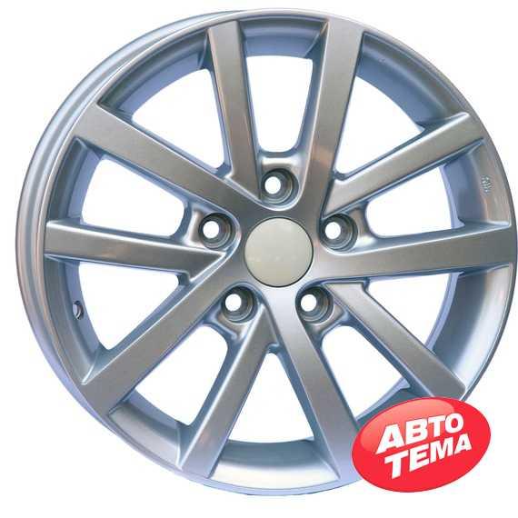 Wheels Factory WVS1 SILVER - Интернет магазин шин и дисков по минимальным ценам с доставкой по Украине TyreSale.com.ua