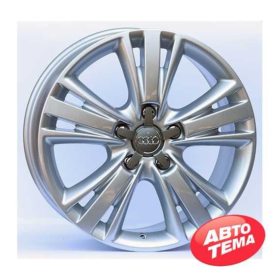 Wheels Factory WVS3 SILVER - Интернет магазин шин и дисков по минимальным ценам с доставкой по Украине TyreSale.com.ua
