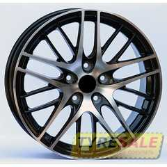 Купить Wheels Factory WHN1 BLACK MACHINED FACE R17 W7 PCD5x114.3 ET40 DIA64.1
