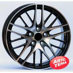 Купить Wheels Factory WHN1 BLACK MACHINED FACE R17 W7 PCD5x114.3 ET40 DIA64.1