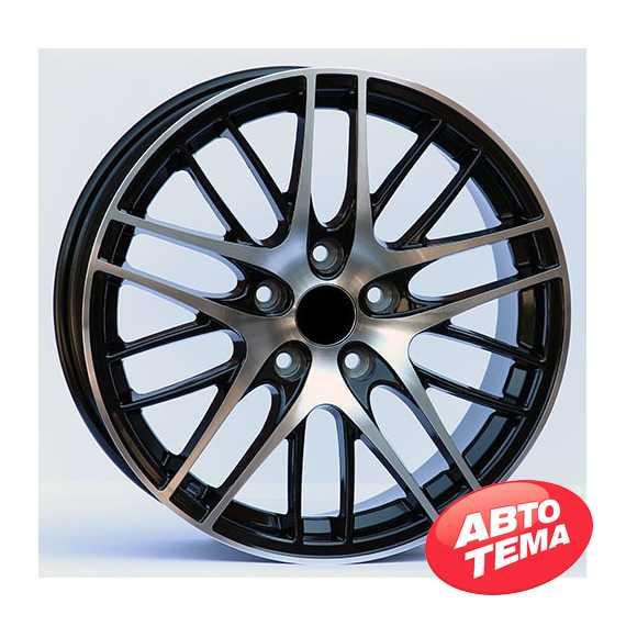 Wheels Factory WHN1 BLACK MACHINED FACE - Интернет магазин шин и дисков по минимальным ценам с доставкой по Украине TyreSale.com.ua